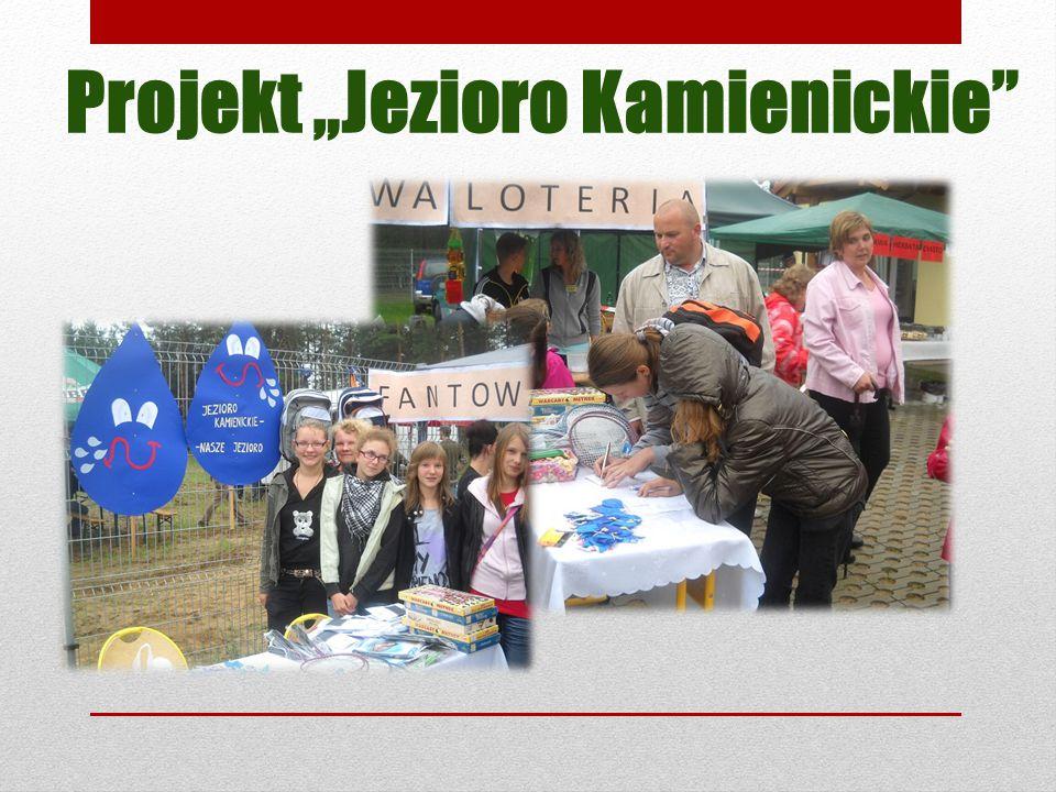"""Projekt """"Jezioro Kamienickie"""