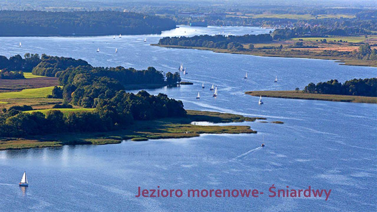 Jezioro morenowe- Śniardwy