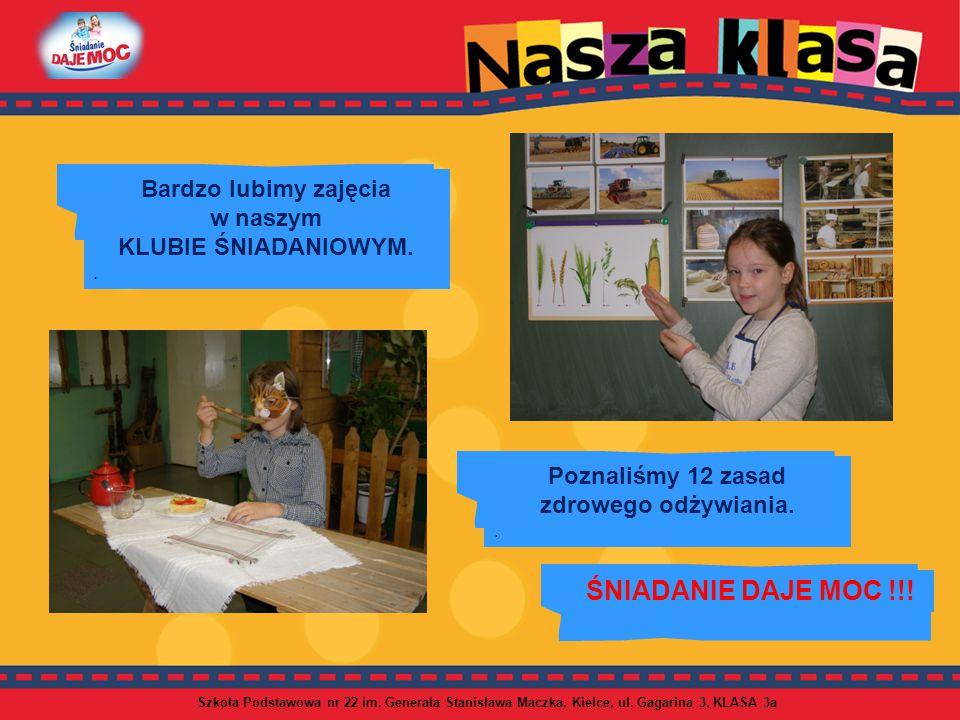 Szkoła Podstawowa nr 22 im.Generała Stanisława Maczka, Kielce, ul.