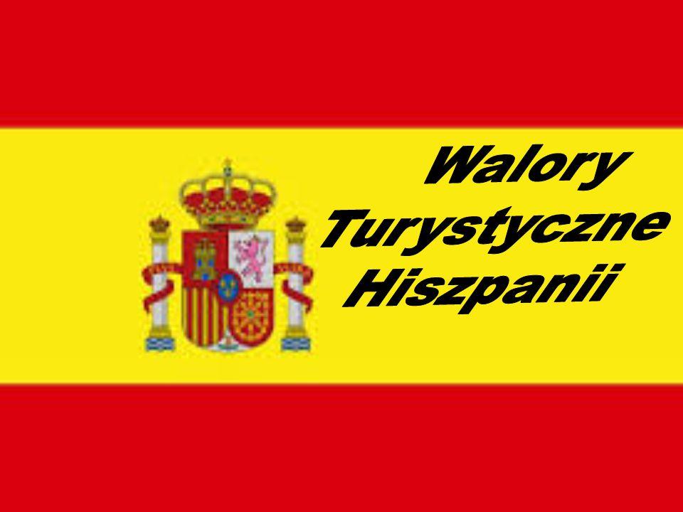 Położenie i Klimat Hiszpanii Królestwo Hiszpanii położone jest na południowym zachodzie kontynentu europejskiego i zajmując prawie 505 tys.