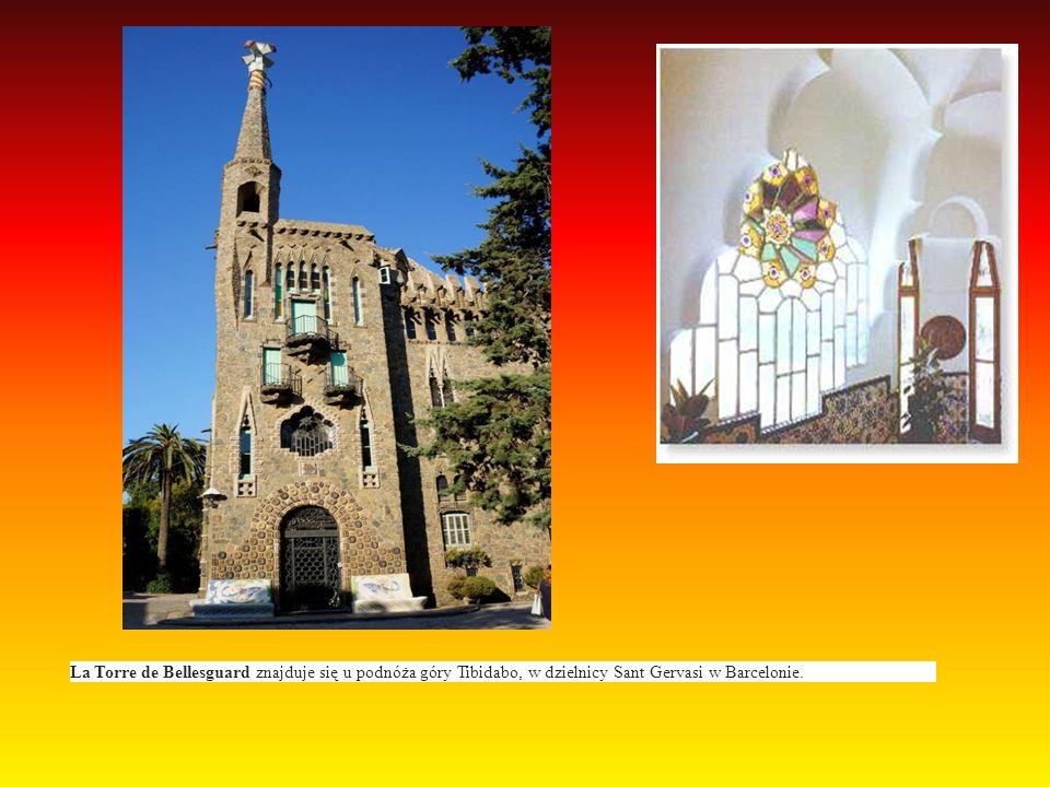 Casa Mila La Padrera - Kamieniołom , takim przydomkiem zaskoczeni mieszkańcy obdarzyli budynek, który w świecie nie ma sobie równego.