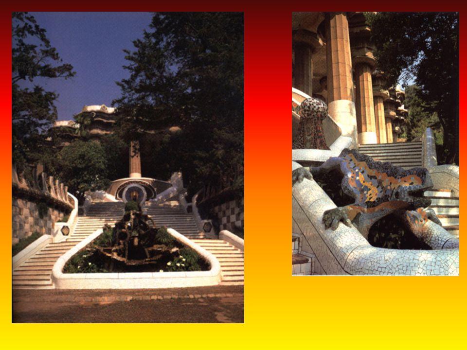 Cytaty Antoniego Gaudiego Jeżeli budynek ma być piękny, każdy jego fragment musi znaleźć odpowiednie miejsce, rozmiar, kształt i kolor.