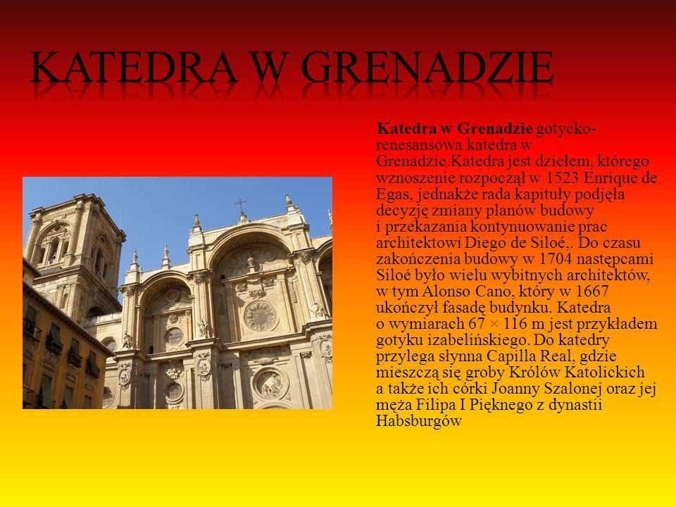 Katedra Świętej Eulalii w Barcelonie (Katalonia, Hiszpania) jeden z cenniejszych przykładów architektury gotyckiej w Hiszpanii.