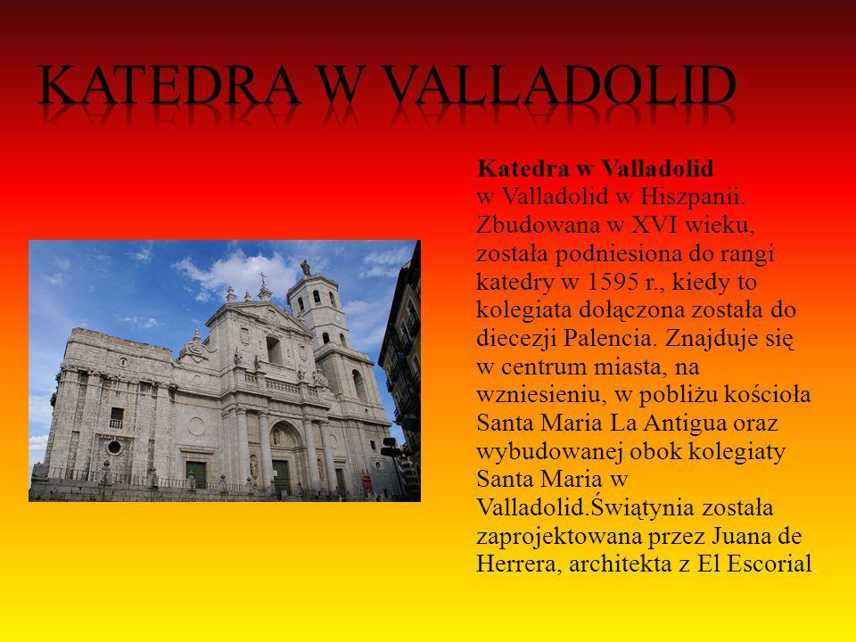 Katedra w Walencji znana jako Seu to siedziba diecezji miasta Walencja w Hiszpanii.