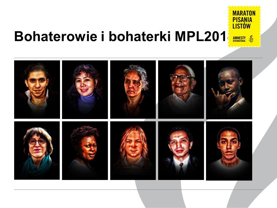 Bohaterowie i bohaterki MPL2014