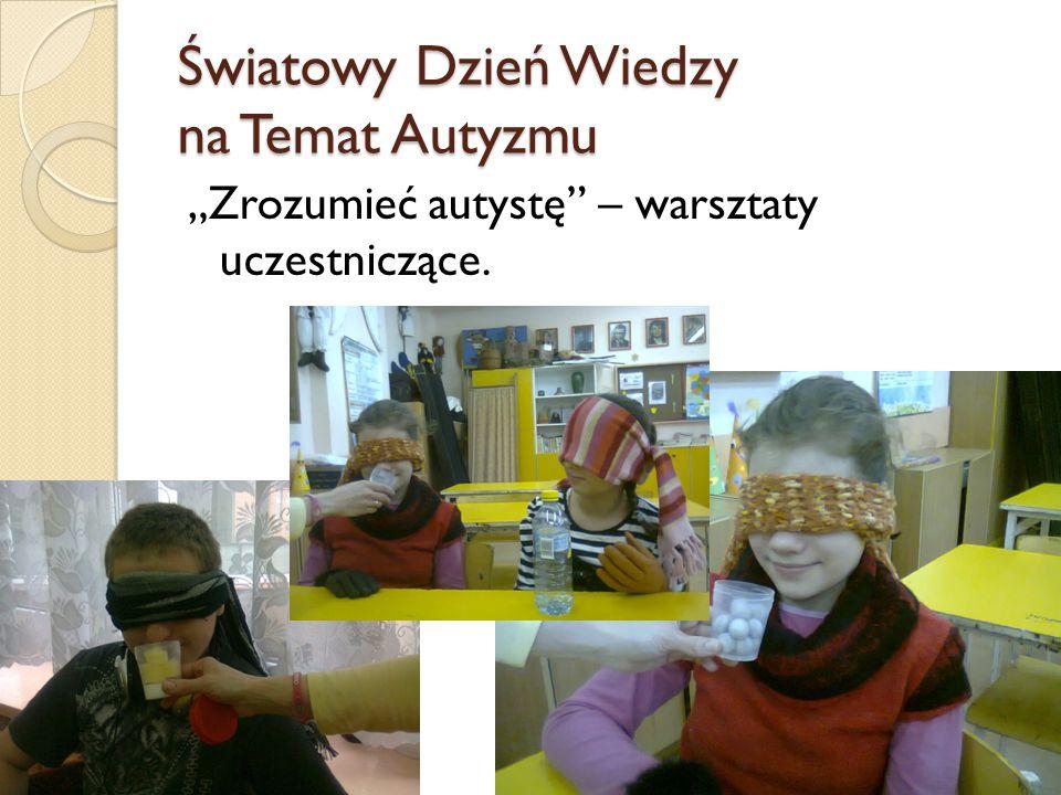 """Europejski Dzień Mózgu """"Główka pracuje! - warsztaty plastyczne na temat: """"Co może człowiek?"""