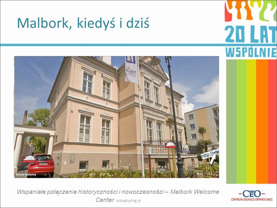 Wspaniałe połączenie historyczności i nowoczesności – Malbork Welcome Center wirtualnykraj.pl