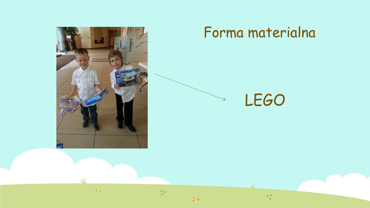 LEGO Forma materialna