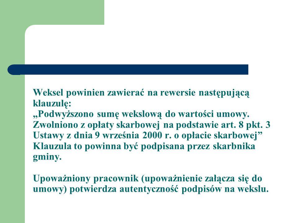 Aneks (zmiana umowy z inicjatywy beneficjenta) Po podpisaniu umowy niektóre jej zapisy będą wymagały zmiany.