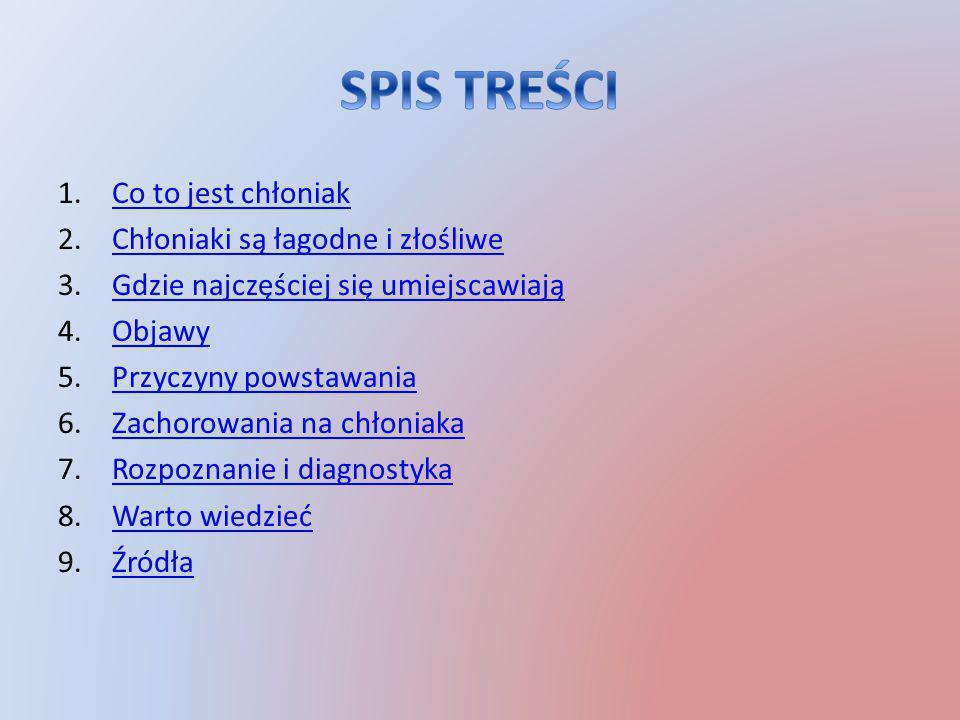 * W Polsce nie ma leków na chłoniaki, najlepiej leczyć się za granica lub tam kupić leki – nieprawda.