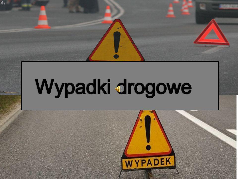 Wypadki drogowe w mediach