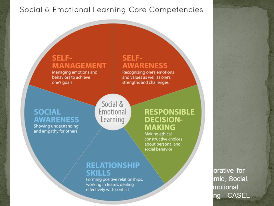 Collaborative for Academic, Social, and Emotional Learning - CASEL