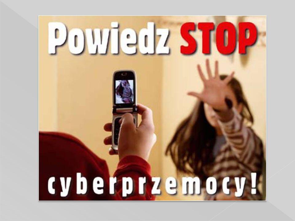  Co drugi młody internauta miał do czynienia z przemocą werbalną w Internecie lub przez telefon komórkowy.