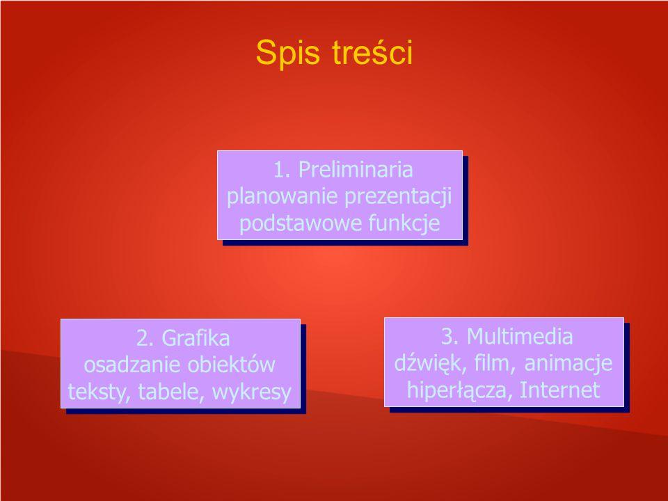 + stosowanie gotowych projektów prezentacji, + wykorzystanie tabel w prezentacji,wykorzystanie tabel + efekty tekstowe - ustalanie kroju, koloru i układuustalanie kroju + efekty cieniowania i uwypuklania tekstu,cieniowania i uwypuklania + efekty przejścia w listach i napisach,przejścia w listach i napisach 2.