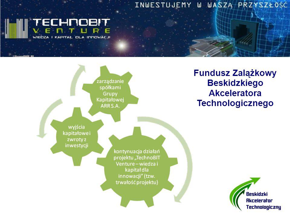 Fundusz Zalążkowy Beskidzkiego Akceleratora Technologicznego