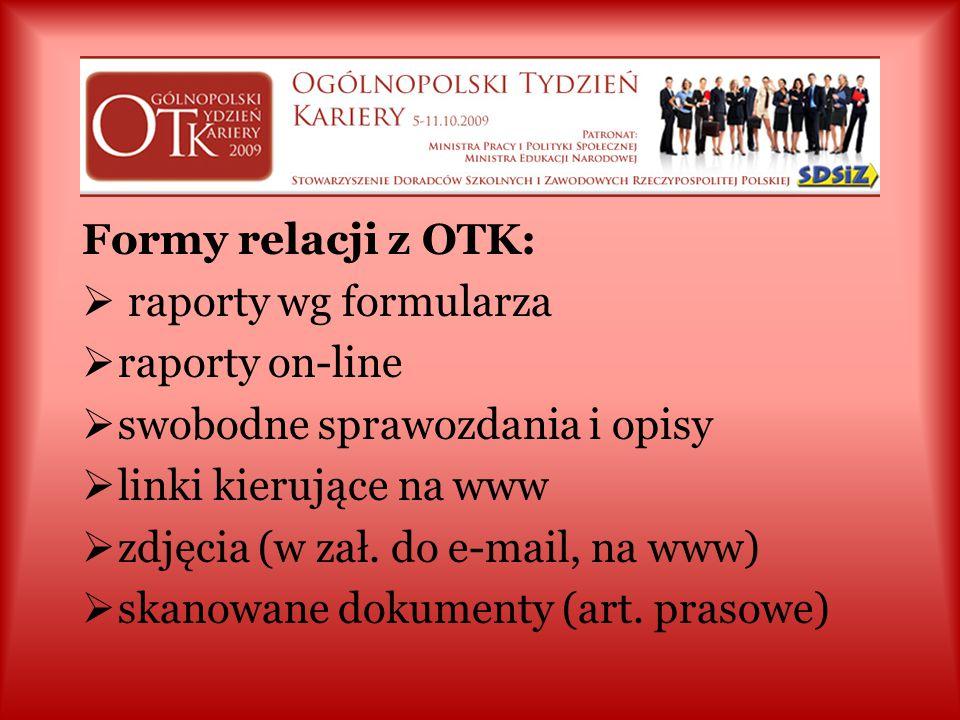 INNE PODMIOTY: Izby Rzemieślnicze - 2 firmy i agencje – 4 formalne partnerstwa lokalne - 2 Nowość: partnerstwa nieformalne - 2 (miasta, gminy)