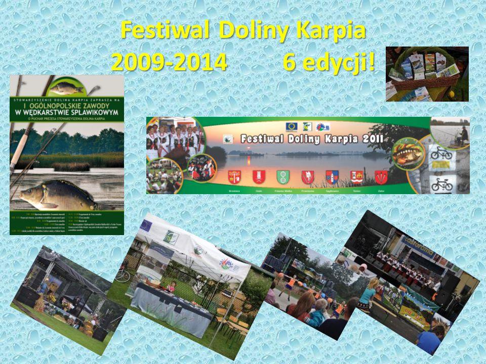 Festiwal Doliny Karpia 2009-2014 6 edycji!