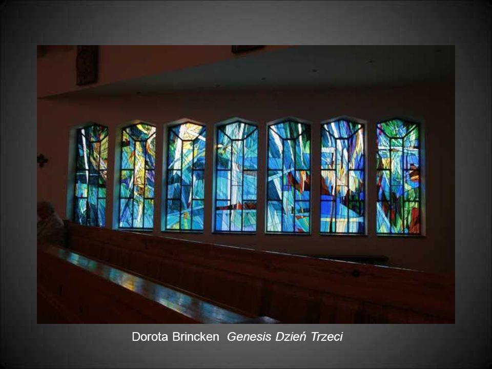 Dorota Brincken Genesis Dzień Trzeci