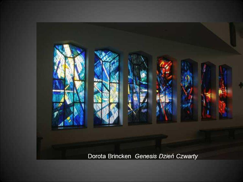 Dorota Brincken Genesis Dzień Czwarty