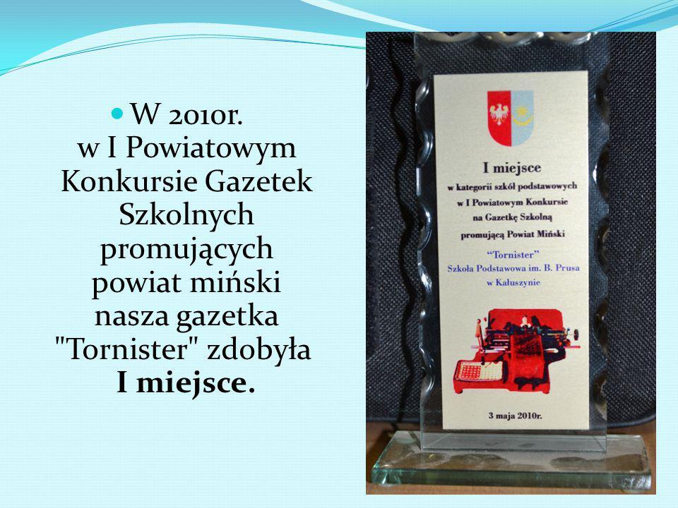 W 2010r.