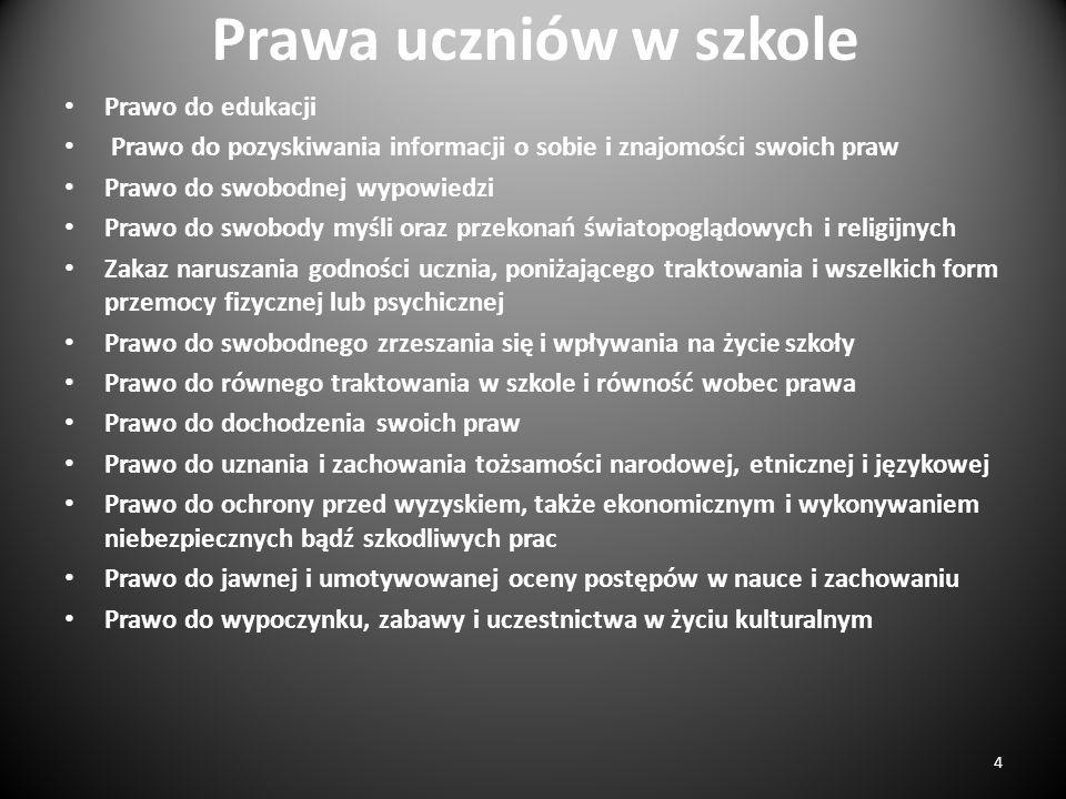 Czy Samorząd Uczniowski w naszej szkole jest zorganizowany w odpowiedni sposób? 15
