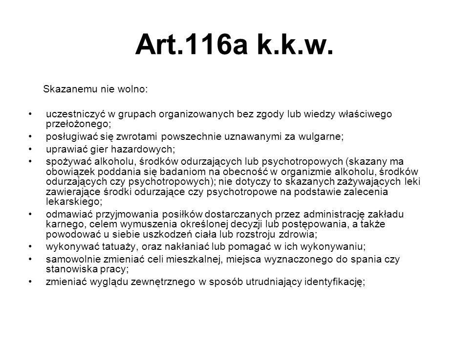 Art.116a k.k.w.