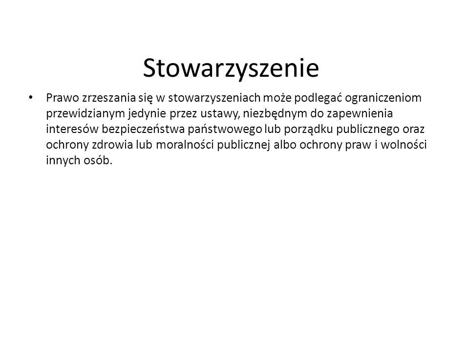 Stowarzyszenie Ale Art.13. 1.