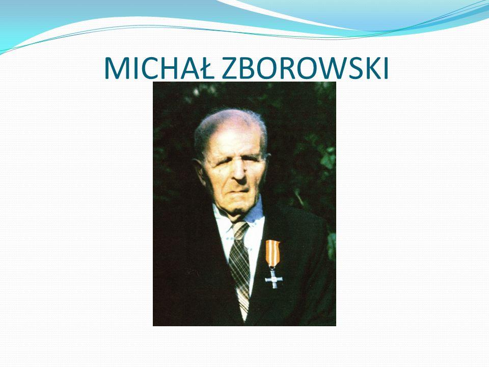 MICHAŁ ZBOROWSKI
