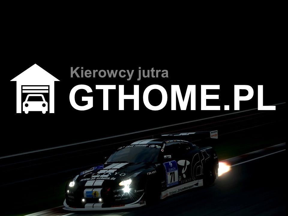Index Gran Turismo Ludzie Seria GT Academy Lucas Ordonez Jordan Tresson Jann Mardenborough GTHOME.PL Misja Wizja Wartości Strategia Wstęp Idea serwisu