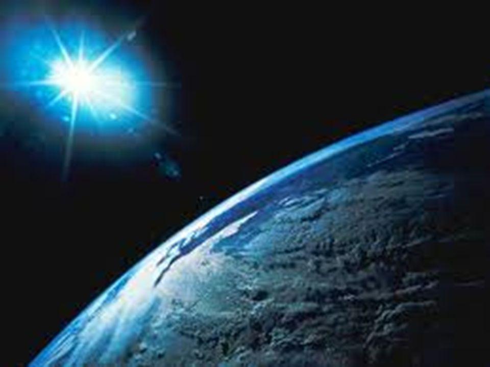 Ziemia − trzecia, licząc od Słońca, a piąta co do wielkości planeta Układu Słonecznego.