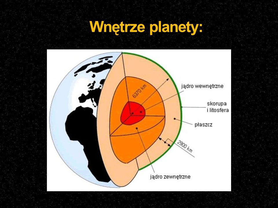 Atmosfera Masę atmosfery ziemskiej szacuje się na 5,1 x 10 18 kg.
