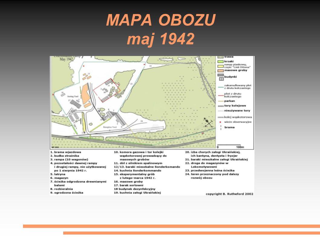 POCZ Ą TEK Plany obozu zagłady w Bełżcu opracowane zostały wstępnie przez Centralny Zarząd Budowlany SS i Policji w Lublinie, natomiast ich wykonanie