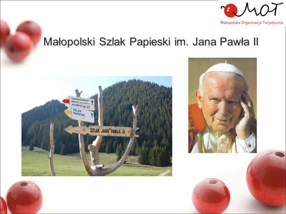 Małopolski Szlak Papieski im. Jana Pawła II