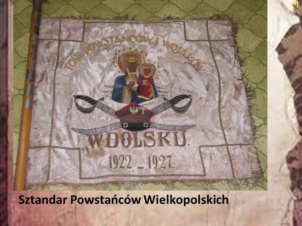 Sztandar Powstańców Wielkopolskich