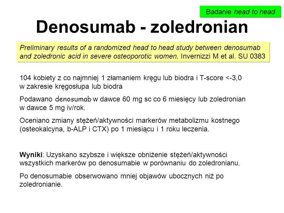Romosozumab Effect of romosozumab on lumbar spine and hip volumetric bone mineral density (vBMD) assessed by quantitative computed tomography (QCT).