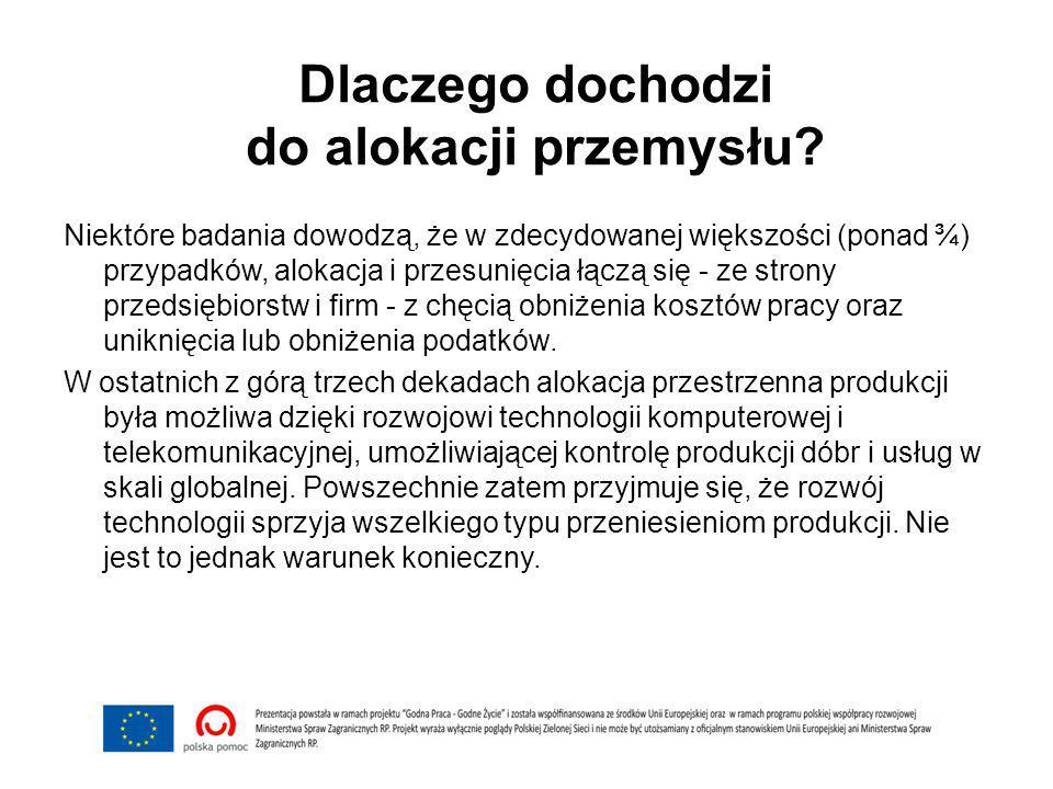 Ogólny przebieg wystąpień pracowniczych w Polsce po 1989 r.
