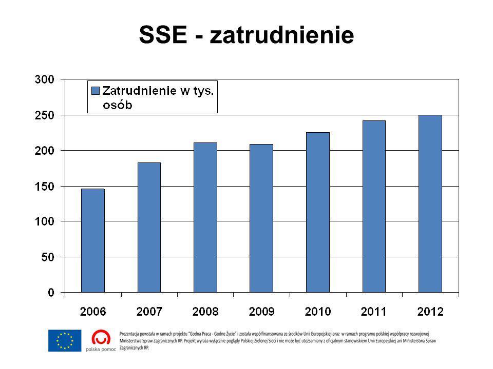 SSE - zatrudnienie