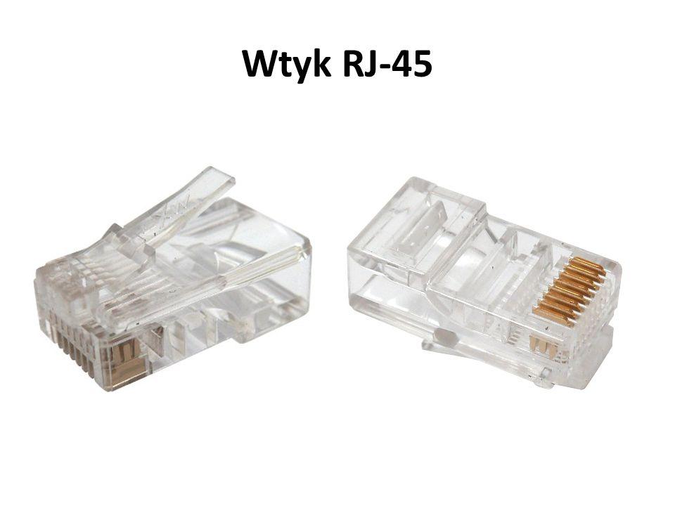 Wtyk RJ-45