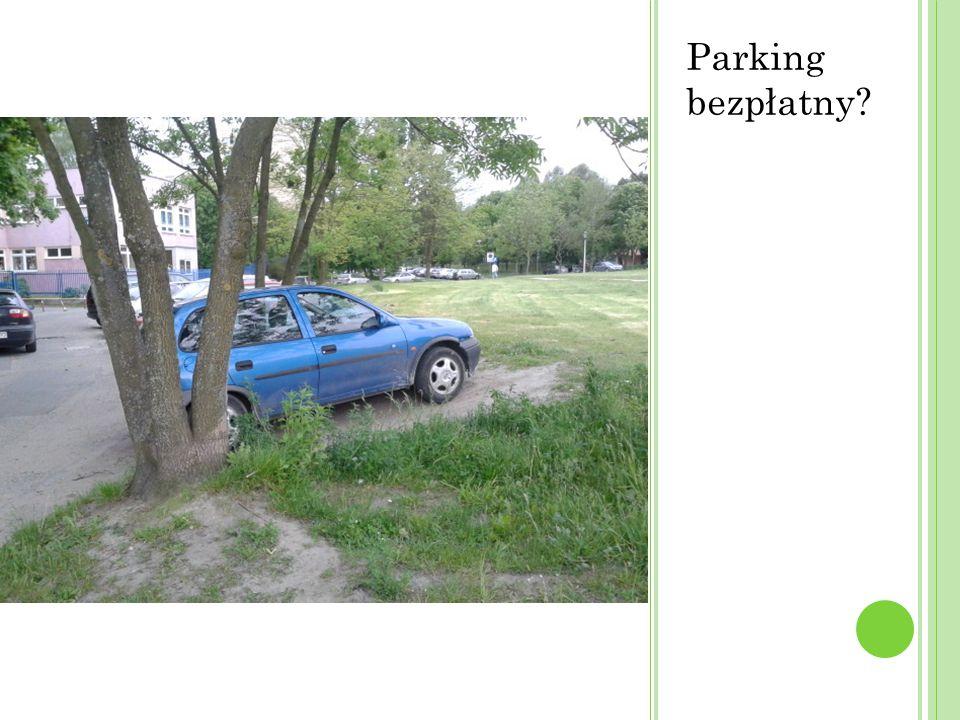Parking bezpłatny?