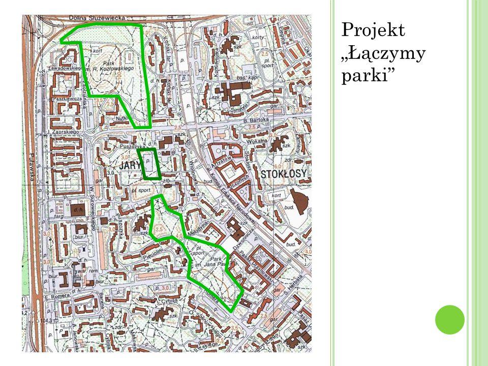"""Projekt """"Łączymy parki"""""""
