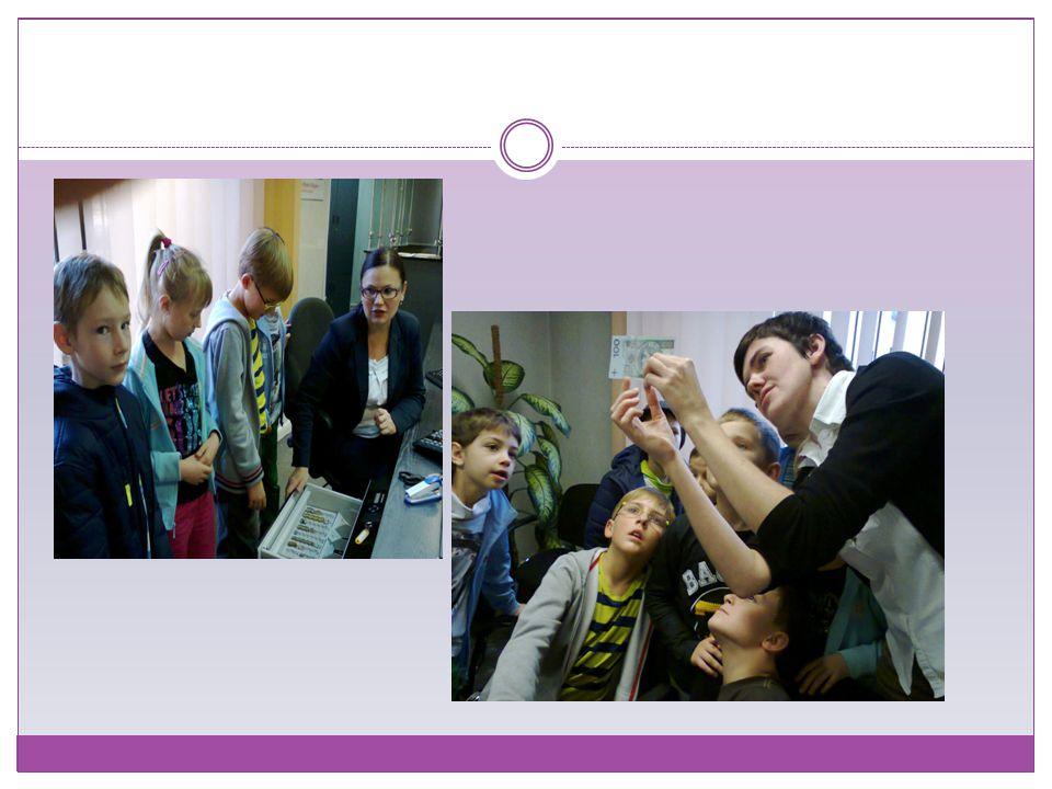 Konkurs SKO spełnia moje marzenia Celem konkursu było wyłonienie uczniów mających dużą wiedzę o SKO, zachęcenie dzieci do oszczędzania oraz poszerzenie wiedzy uczniów związanej z tą tematyką.