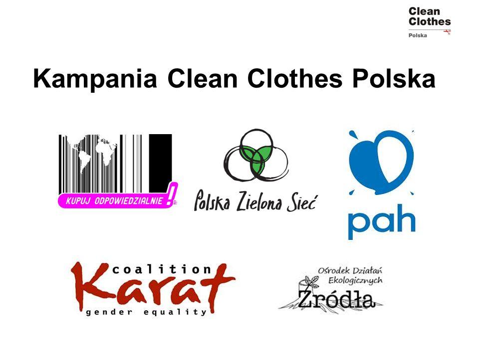 Kampania Clean Clothes Polska