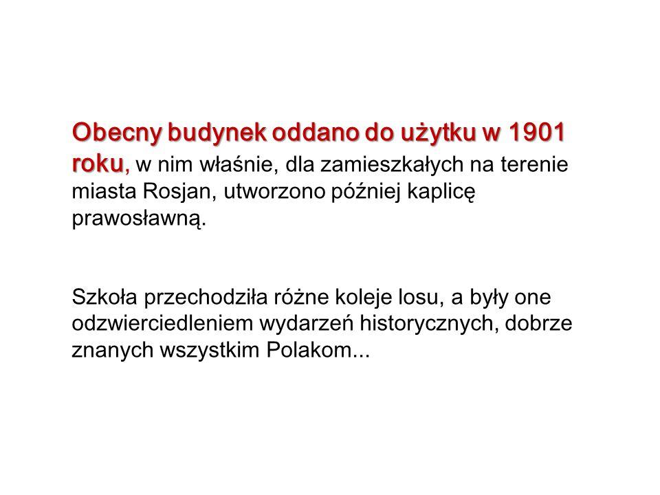 Szkoła olkuska otrzymała nazwę: Riemiesljennoje ucziliszcze .