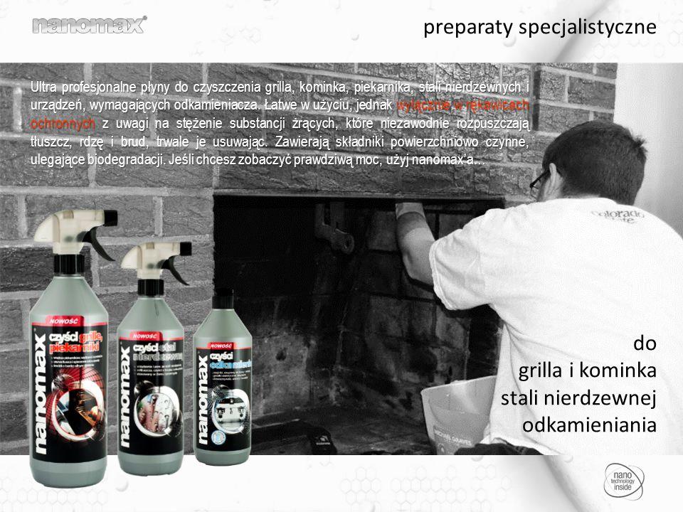 """preparaty """"ready-to-use do łazienek szyb mebli plastiku Profesjonalne i niezawodne preparaty do utrzymania czystości mebli, zabawek, urządzeń RTV-AGD, sanitariatów oraz powierzchni szklanych."""