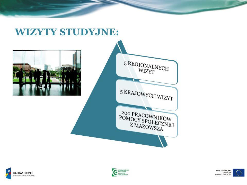 WIZYTY STUDYJNE:
