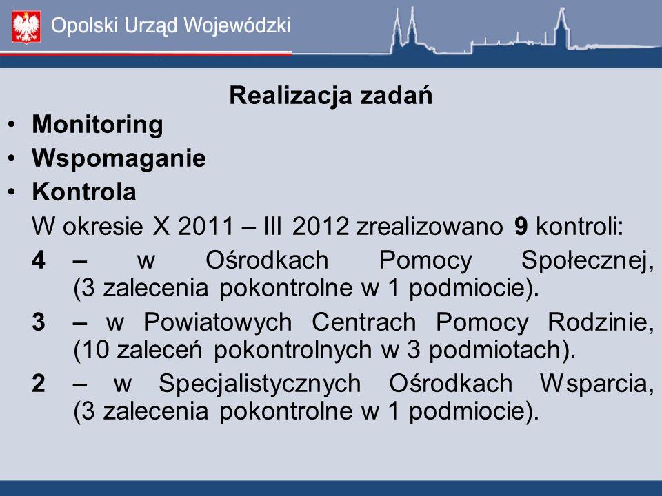 Zadania gminy Opracowanie i realizacja gminnego programu przeciwdziałania przemocy w rodzinie oraz ochrony ofiar przemocy w rodzinie.