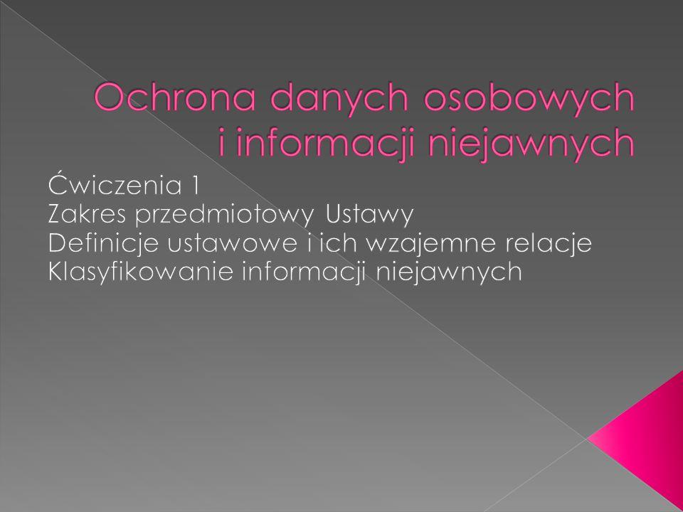  Zadania ABW i SKW (art.10)  Krajowa władza bezpieczeństwa ( art.