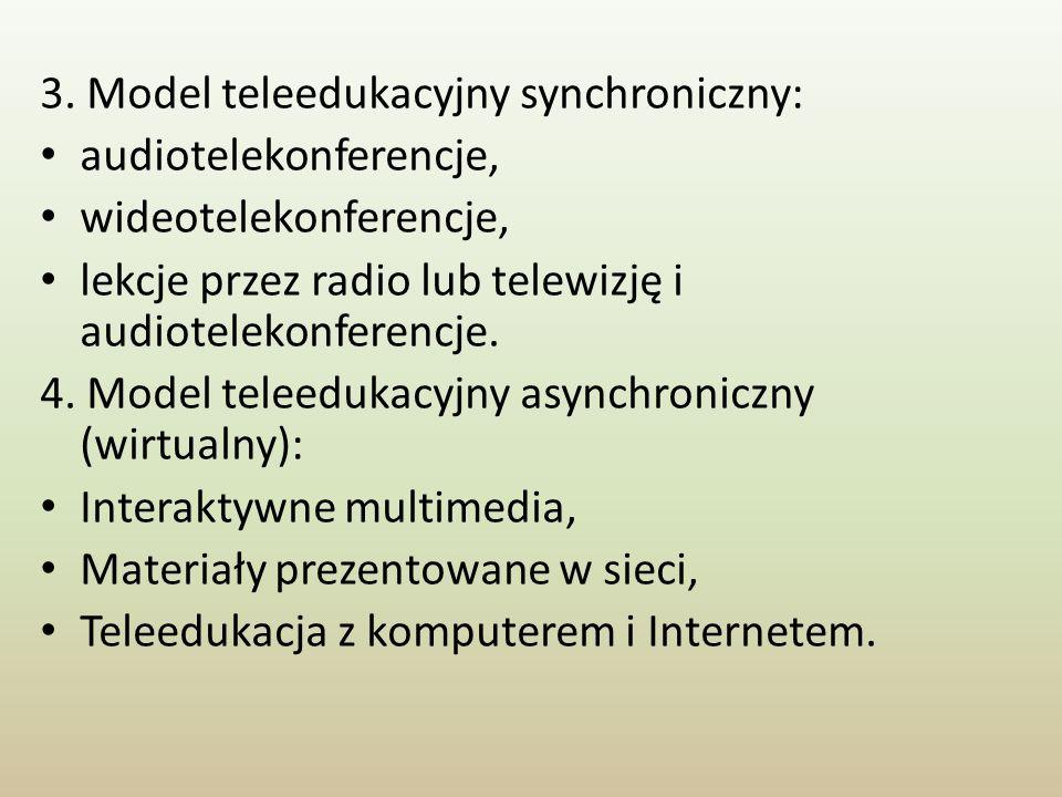 Asynchroniczne i synchroniczne techniki komunikacji Do zadań asynchronicznych należą blogi, wikipedie czy fora dyskusyjne.