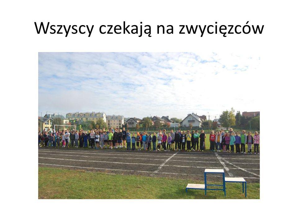 Wszyscy czekają na zwycięzców