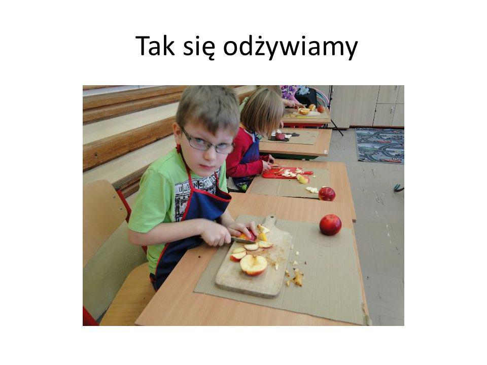 Tak się odżywiamy